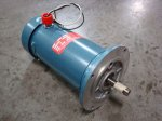 New Danfoss 04201 3 4 HP Permanent Magnet DC Motor