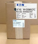 New in Box Eaton W200M5CFC Size 5 Starter with 120VAC Coil F