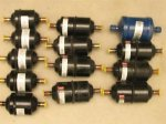 Lot of 13 Liquid Line Filter Drier Danfoss DCL083S DCL053S E
