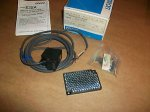 Omron Photoeletric Sensor E3SA RS50C43A 12 24VDC New in Box