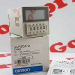 Omron Solid State Timer H3CA A H3CAA Digital 11 Pin