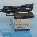 Omron E3X DA21 N E3XDA21N Photoelectric Switch New in Box Fr