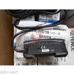 Omron Photoelectric Switch E3X HD10 E3XHD10 Original New in