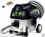 Festool CT17E Bidone Aspiratutto Aspirador Vacuum Cleaner As