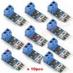 10x 20A Range Current Sensor Module ACS712 Module for Arduin