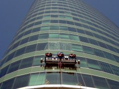 HighRise Window and Wall Cleaning equipment